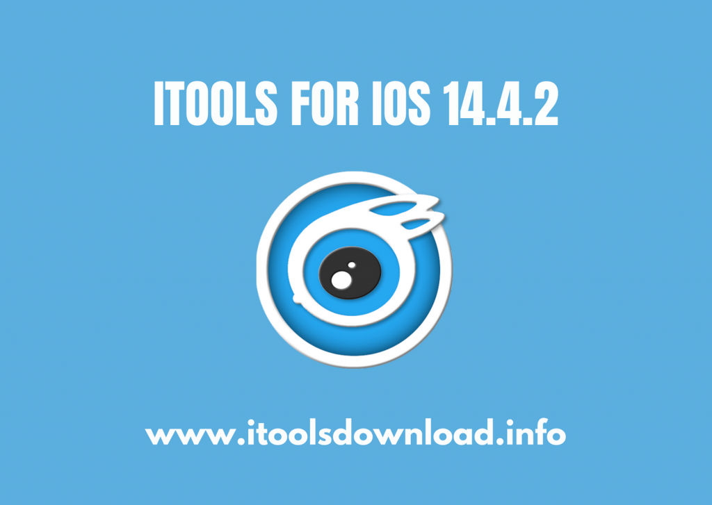 iTools for Latest iOS version of 14.4.2